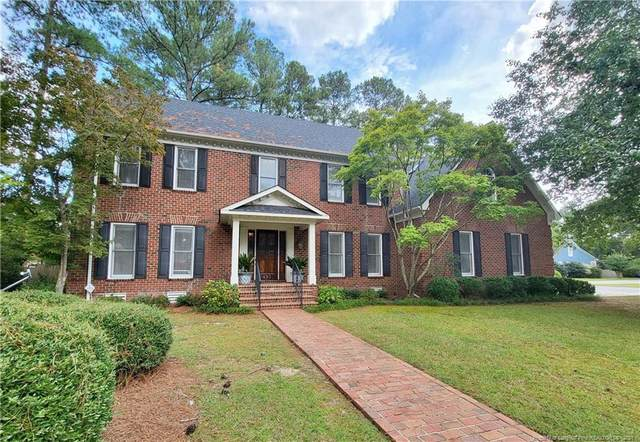 493 Kingsford Drive, Fayetteville, NC 28314 (MLS #670044) :: The Signature Group Realty Team