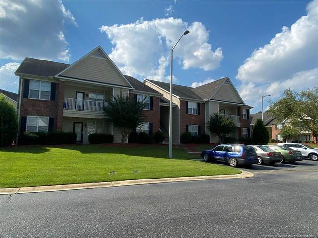 656 Brandermill Road #102, Fayetteville, NC 28313 (MLS #670100) :: The Signature Group Realty Team