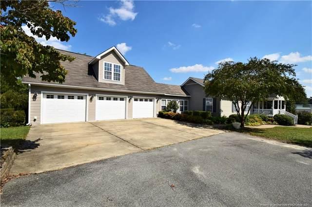 120 Mockingbird Lane, Spring Lake, NC 28390 (MLS #670159) :: EXIT Realty Preferred