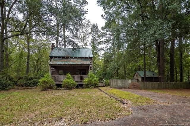 4394 Cameron Road, Hope Mills, NC 28348 (MLS #670356) :: RE/MAX Southern Properties