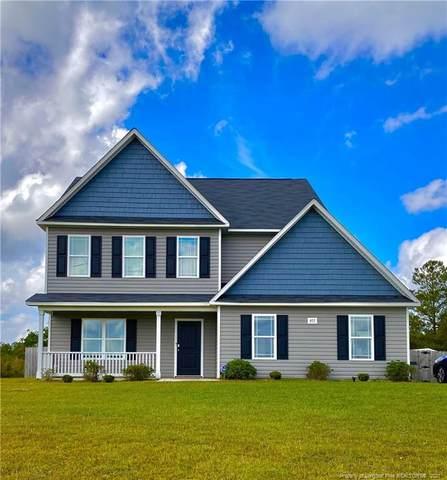 977 Townsend Road, Raeford, NC 28376 (MLS #670439) :: RE/MAX Southern Properties