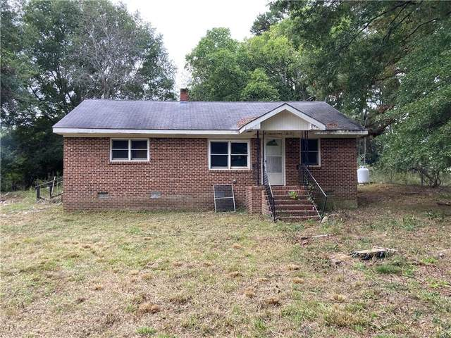 466 W Forest Oaks Drive, Sanford, NC 27330 (MLS #670441) :: The Signature Group Realty Team