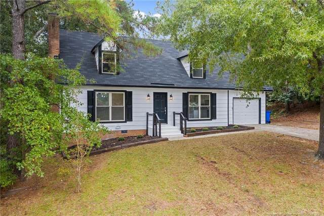 5646 Blythewood Lane, Fayetteville, NC 28311 (MLS #670444) :: Freedom & Family Realty
