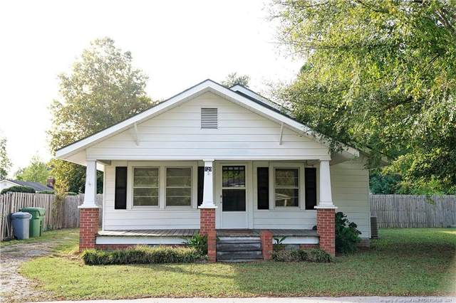 120 E First Street, Stedman, NC 28391 (MLS #670458) :: Freedom & Family Realty