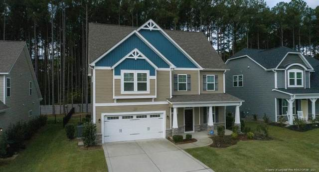 113 Timber Skip Drive, Spring Lake, NC 28390 (MLS #670601) :: RE/MAX Southern Properties