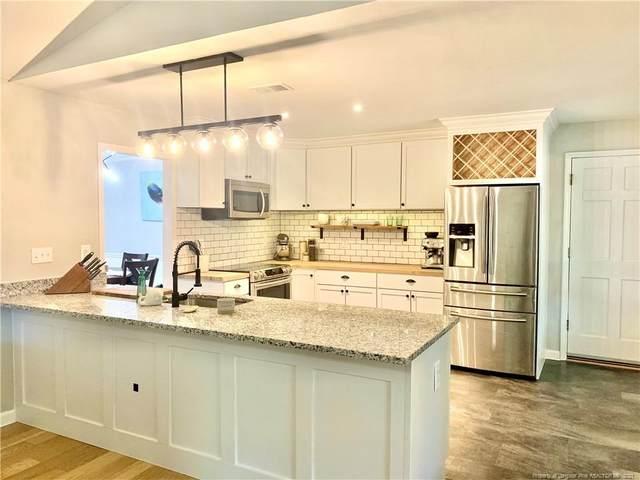 5808 Tuckertown Lane, Fayetteville, NC 28314 (MLS #670930) :: Towering Pines Real Estate