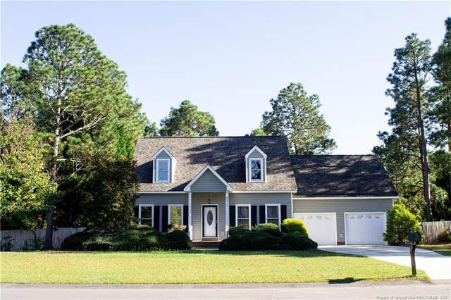 831 Foxcroft Drive, Fayetteville, NC 28311 (MLS #670931) :: Towering Pines Real Estate