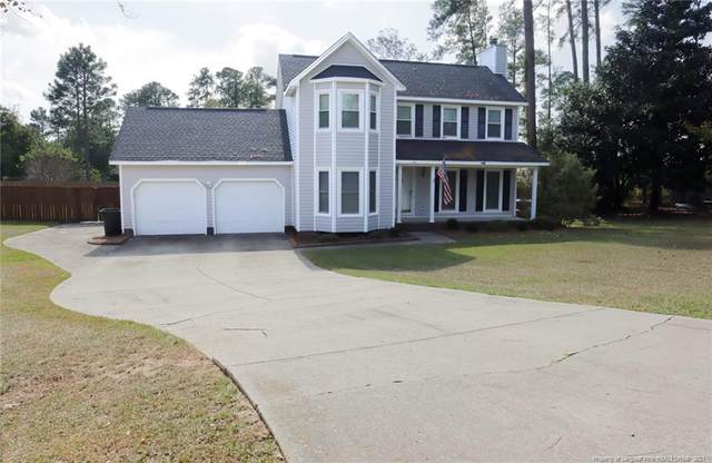 7205 Jarmon Court, Fayetteville, NC 28306 (MLS #670996) :: RE/MAX Southern Properties