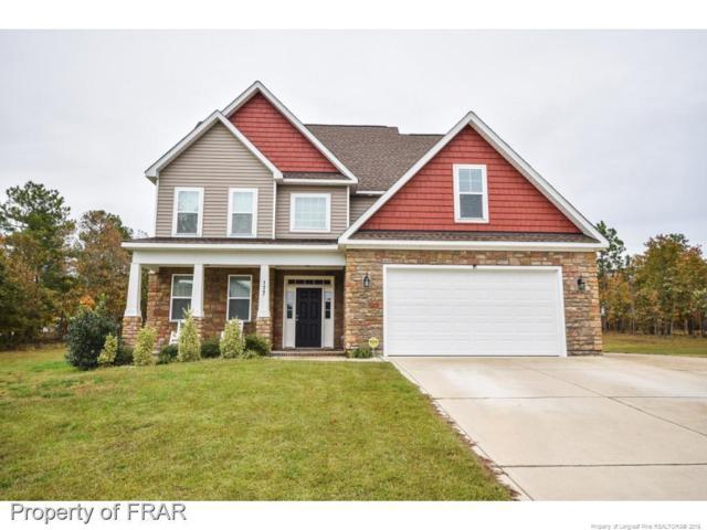177 Cherry Hill Drive, Lillington, NC 27546 (MLS #551401) :: Weichert Realtors, On-Site Associates
