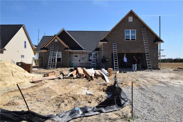 329 Lyman (Lt 33) Street, Fayetteville, NC 28312 (MLS #552965) :: Weichert Realtors, On-Site Associates