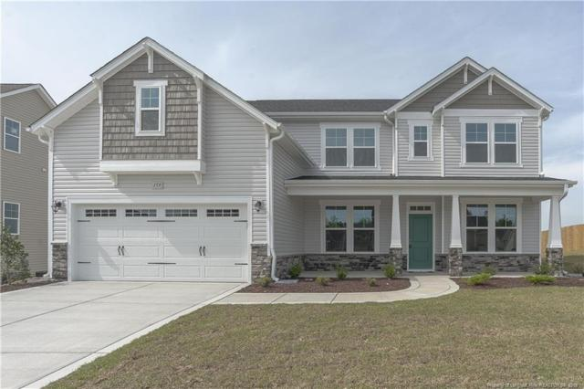 159 Gladstone (Lt 114) Drive, Raeford, NC 28376 (MLS #552968) :: Weichert Realtors, On-Site Associates