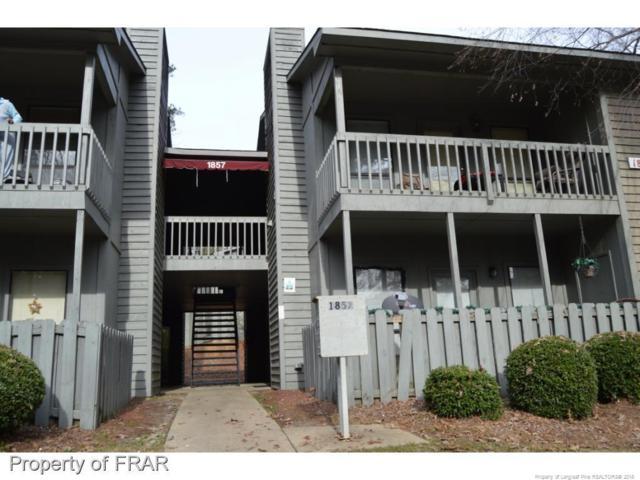 1857 Tryon Drive Unit 6, Fayetteville, NC 28303 (MLS #553713) :: Weichert Realtors, On-Site Associates