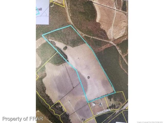 0 N Old Wire Road, Raeford, NC 28376 (MLS #554620) :: Moving Forward Real Estate