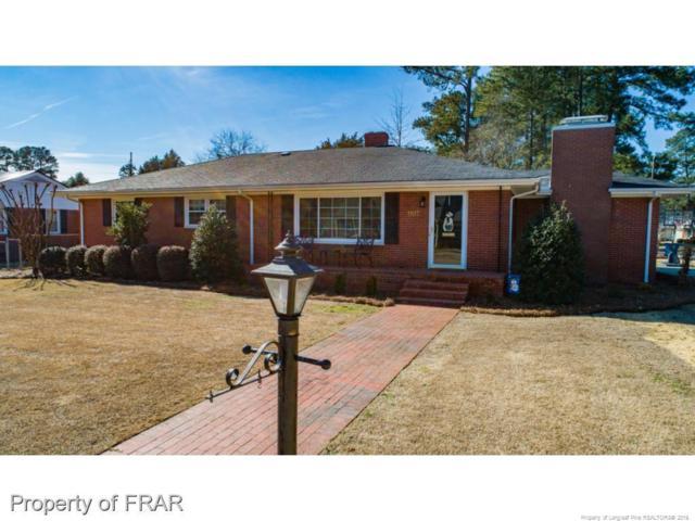 1107 Guy Avenue, Dunn, NC 28334 (MLS #555457) :: Weichert Realtors, On-Site Associates