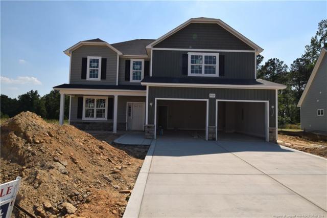 5729 Pondhaven (Lt89) Drive, Fayetteville, NC 28314 (MLS #602309) :: Weichert Realtors, On-Site Associates