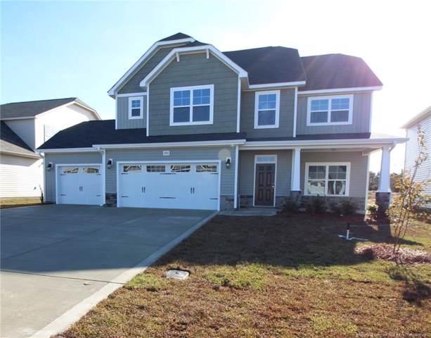1684 Man O War (Lot 324) Drive, Hope Mills, NC 28348 (MLS #607449) :: Weichert Realtors, On-Site Associates