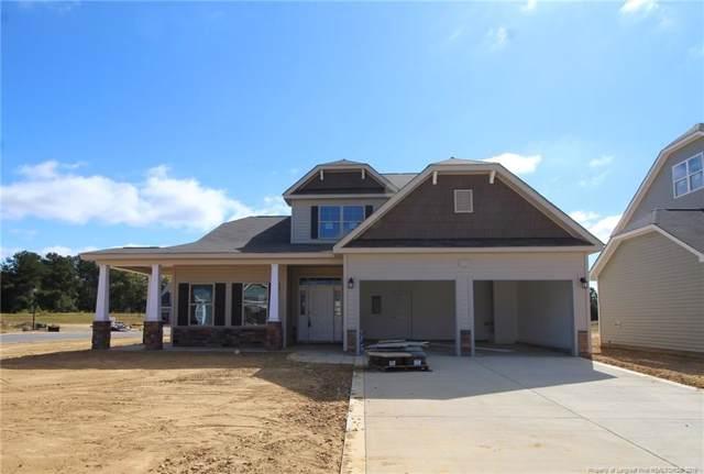 1688 Man O War (Lot 325) Drive, Hope Mills, NC 28348 (MLS #607490) :: Weichert Realtors, On-Site Associates