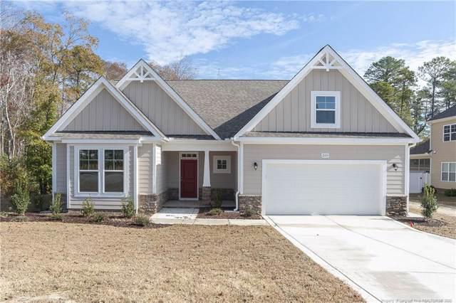 2333 Park Garden Court, Fayetteville, NC 28306 (MLS #608516) :: Weichert Realtors, On-Site Associates