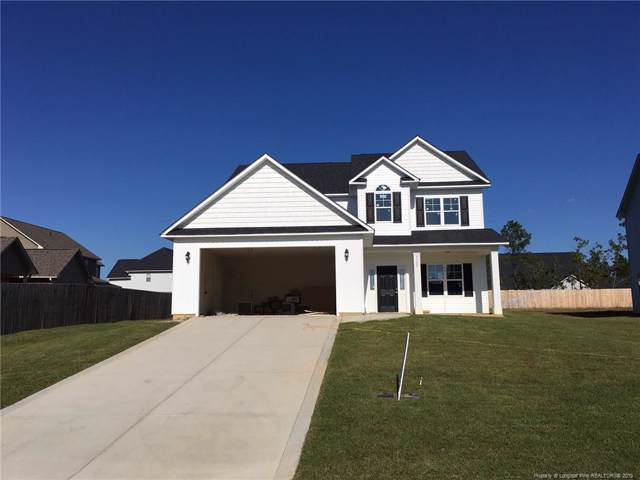 6322 Jacobs Creek (Lot 59) Circle, Fayetteville, NC 28304 (MLS #609636) :: The Rockel Group