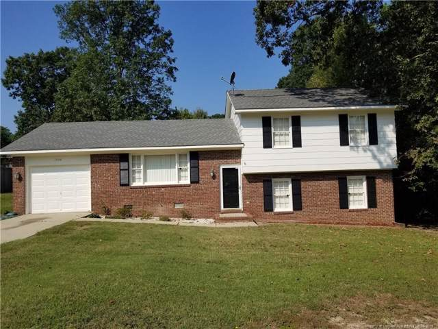 1536 Rossmore Drive, Fayetteville, NC 28314 (MLS #610108) :: The Rockel Group