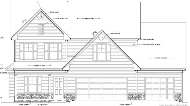 333 Lyman (Lot 34) Drive #34, Fayetteville, NC 28305 (MLS #610581) :: Weichert Realtors, On-Site Associates