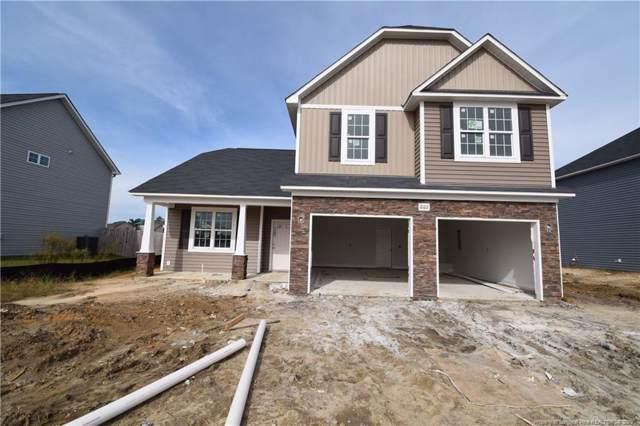 2122 Stafford (Lot 49) Drive, Fayetteville, NC 28314 (MLS #611256) :: Weichert Realtors, On-Site Associates