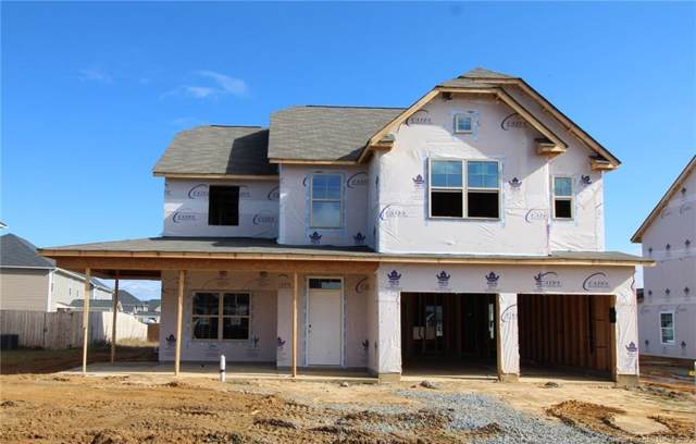 5313 Debut (Lot 427) Avenue, Hope Mills, NC 28348 (MLS #611651) :: Weichert Realtors, On-Site Associates