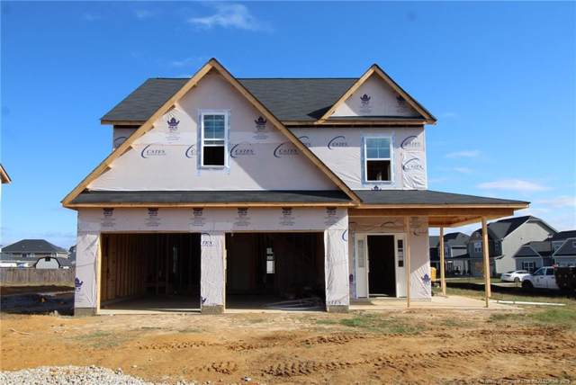 5317 Debut (Lot 428) Avenue, Hope Mills, NC 28348 (MLS #612783) :: Weichert Realtors, On-Site Associates
