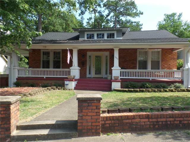 1009 Belmont Avenue, Fayetteville, NC 28305 (MLS #612805) :: The Signature Group Realty Team
