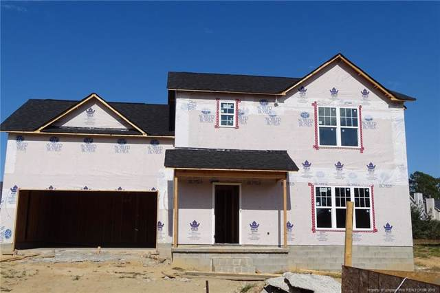 4012 Thorton Street, Hope Mills, NC 28348 (MLS #612961) :: The Rockel Group