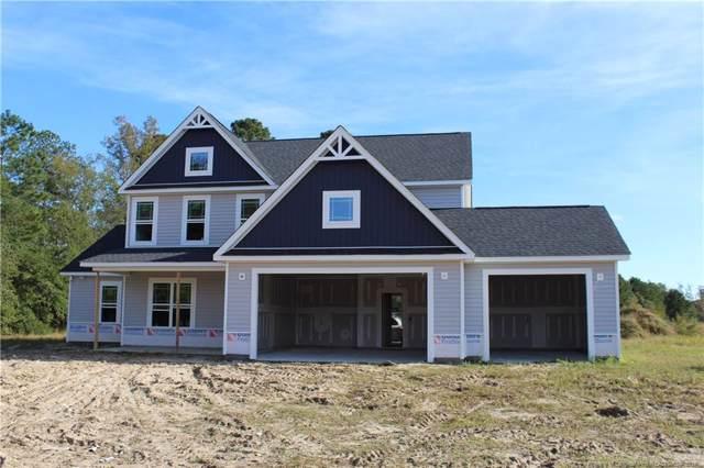 5501 Butler Nursery (Lot 4) Road, Fayetteville, NC 28306 (MLS #613696) :: Weichert Realtors, On-Site Associates