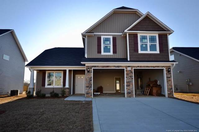 5312 Debut Avenue, Hope Mills, NC 28348 (MLS #615608) :: Weichert Realtors, On-Site Associates