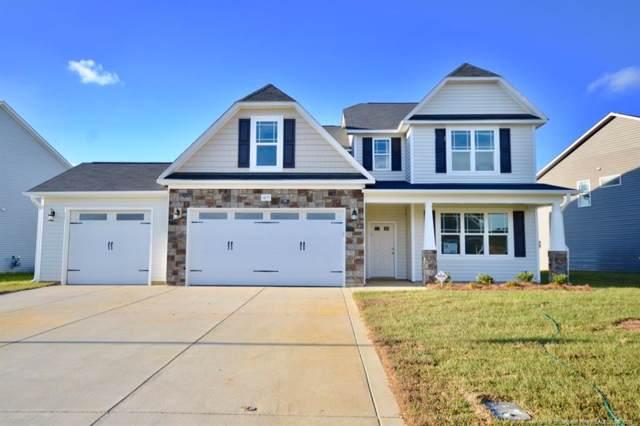 1671 Man O War Drive, Hope Mills, NC 28348 (MLS #615617) :: Weichert Realtors, On-Site Associates