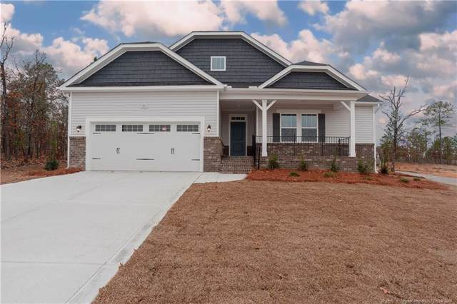 91 Hopeland Drive, Lillington, NC 27546 (MLS #615873) :: Weichert Realtors, On-Site Associates