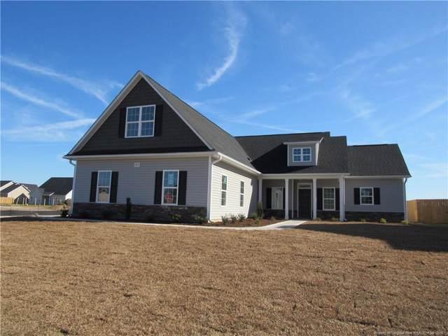 353 Whitestone Drive, Fayetteville, NC 28312 (MLS #615959) :: Weichert Realtors, On-Site Associates