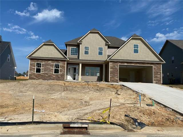 6304 Jacobs Creek (Lot 64) Circle, Fayetteville, NC 28304 (MLS #616381) :: Weichert Realtors, On-Site Associates