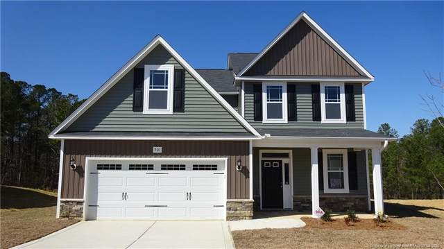 501 Angel Oak (Lot 288) Drive, Bunnlevel, NC 28323 (MLS #618398) :: Weichert Realtors, On-Site Associates