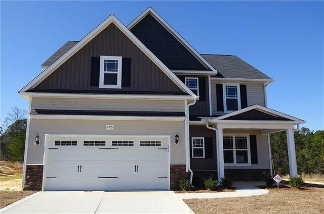 405 Angel Oak (Lot 295) Drive, Bunnlevel, NC 28323 (MLS #618509) :: Weichert Realtors, On-Site Associates