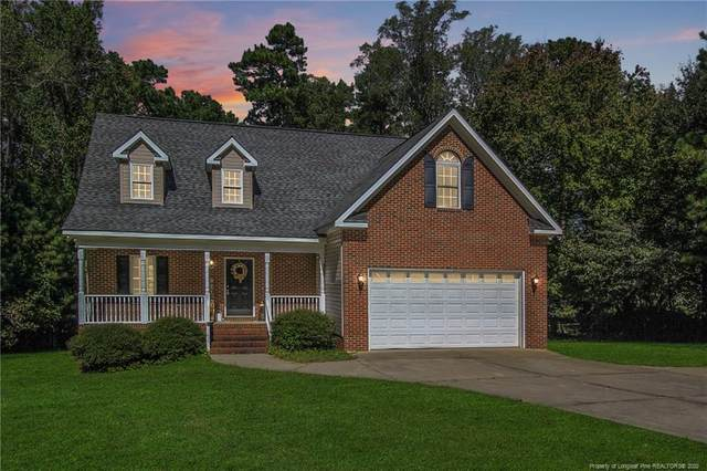 1412 Spring Lane, Sanford, NC 27330 (MLS #619177) :: The Signature Group Realty Team