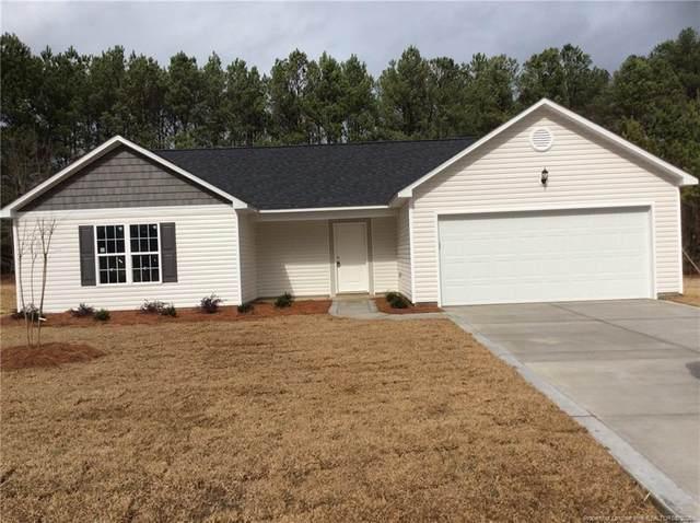 117 St. James Way, Sanford, NC 27332 (MLS #619544) :: Weichert Realtors, On-Site Associates