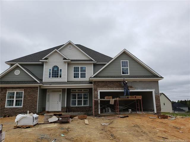 612 W. Summerchase (Lot 114) Drive, Fayetteville, NC 28311 (MLS #623221) :: Weichert Realtors, On-Site Associates