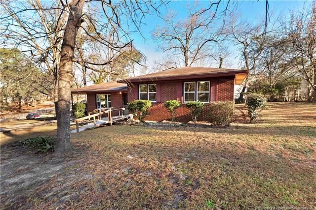 7558 Carrollburg Drive, Fayetteville, NC 28303 (MLS #624030) :: Weichert Realtors, On-Site Associates
