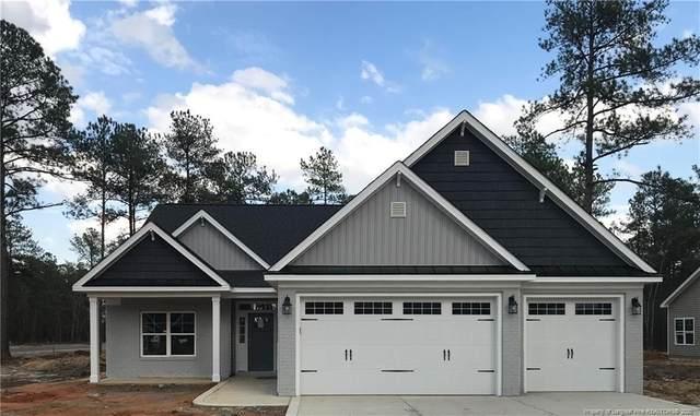 311 Pine Laurel Drive, Carthage, NC 28327 (MLS #624879) :: Weichert Realtors, On-Site Associates