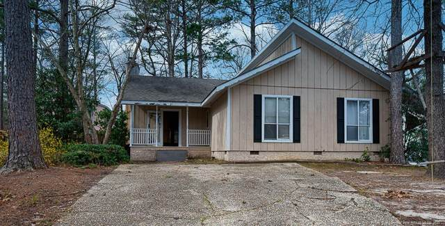 5761 Waterwood Drive, Fayetteville, NC 28314 (MLS #625014) :: The Signature Group Realty Team