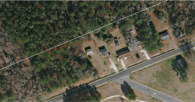 1506 Kenny Biggs Road, Lumberton, NC 28358 (MLS #627469) :: The Signature Group Realty Team