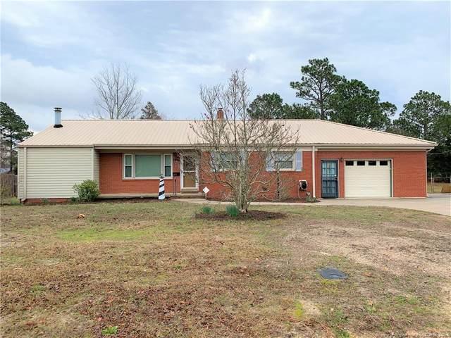 3329 Boone Trail, Fayetteville, NC 28306 (MLS #627585) :: Weichert Realtors, On-Site Associates