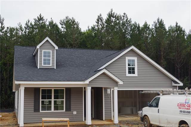 123 Kotata Avenue, Bunnlevel, NC 28323 (MLS #627736) :: Weichert Realtors, On-Site Associates