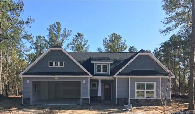 514 Pond Pine Lane, Carthage, NC 28327 (MLS #627812) :: Weichert Realtors, On-Site Associates