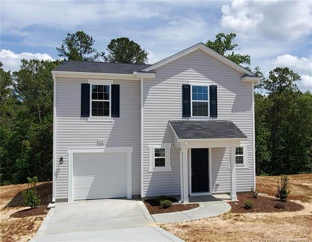595 Wood Point (Lot 402) Drive, Lillington, NC 27546 (MLS #627946) :: Weichert Realtors, On-Site Associates