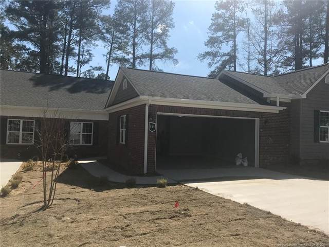 535 Lighthorse Circle, Aberdeen, NC 28315 (MLS #627977) :: Weichert Realtors, On-Site Associates